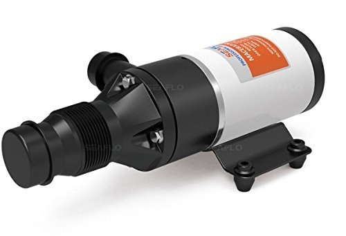 New SEAFLO Macerator Pump System 12V for RV Marine 01 Series Improved Motor