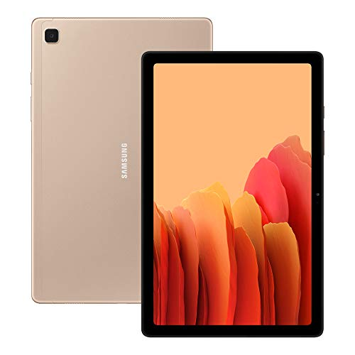 Samsung Galaxy Tab A7 32 GB Wi-Fi Android Tablet - Gold (UK Version)