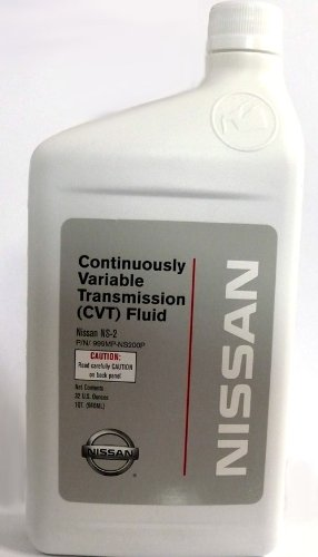 Genuine Continuously Variable Transmission NS-2 CVT Fluids 8 Quart For Nissan