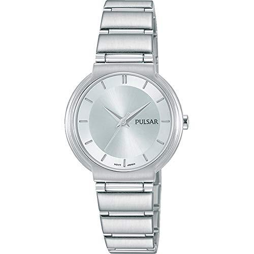 PULSAR OUTLET kwarts horloge met roestvrij stalen armband 8431242926469
