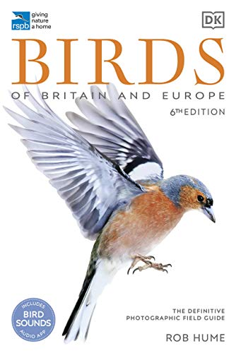 RSPB Birds of Britain and Europe: The Definitive Photographic Field Guide