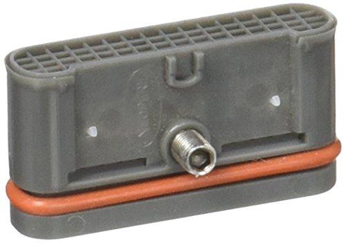 Tres Grifería 9106006 - Aireador rectangular oculto + llave (para ref.: 08.498, 30.498)
