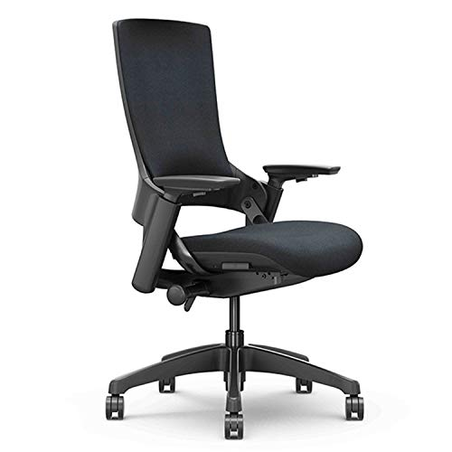 CLATINA Ergonomic High Swivel Executive Chair with Adjustable Height 3D Arm Rest...