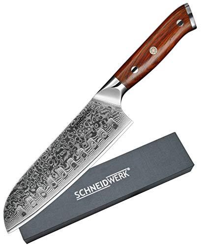 SCHNEIDWERK Santoku-Messer Bild
