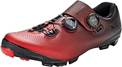 Fahrradschuhe Shimano XC7 red, EUR 48
