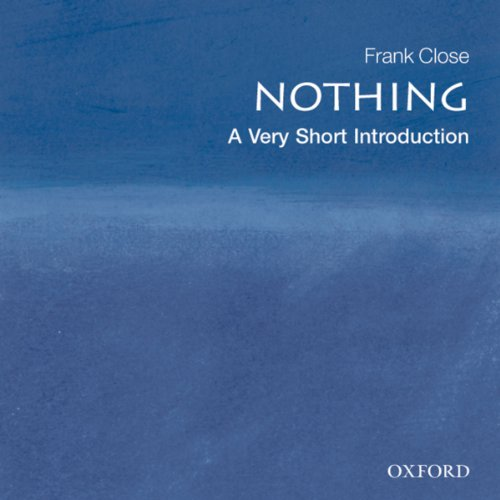 Nothing: A Very Short Introduction Titelbild