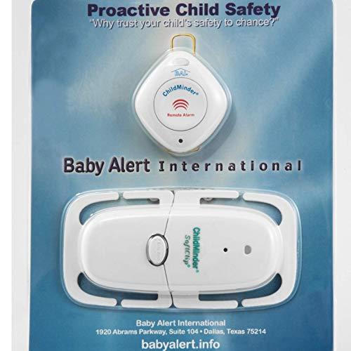 MGKolbe Dispositivo Antiabbandono Seggiolino Auto Guaine Cintura Protezioni Sicurezza Universale Per Sedile Auto Anti Abbandono Bambini Blocco...