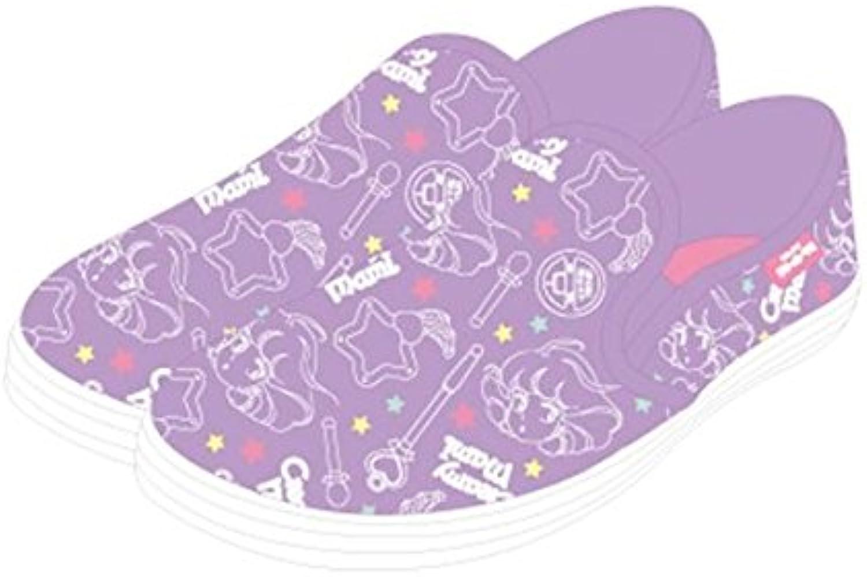Creamy Mami slip Purple Size  L