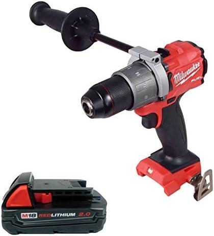Top 10 Best milwaukee 18v hammer drill