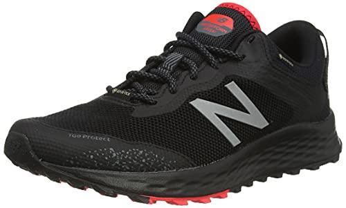 New Balance MTARISG1, Zapatillas para Carreras de montaña Hombre, Black, 49 EU
