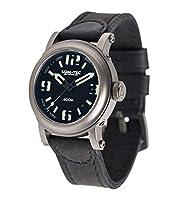 100本限定生産 LUM-TEC (ルミテック) Abyss 400M-1 400Mシリーズ Miyota 9015自動巻き ムーブメント搭載 チタンカーバイドPVD メンズウォッチ 腕時計