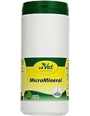 cdVet Naturprodukte MicroMineral Hund & Katze 1 kg - Natural micronutrient Supply - Relief detoxification Organs - Mineral Balance - Metabolism - Coat - Vitamin Protection -
