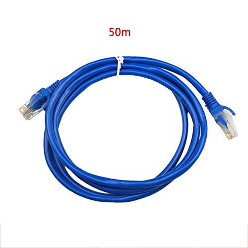 5/10/15/20/25/30/50M Ethernet Internet RJ45 LAN-kabel stekker kijken.