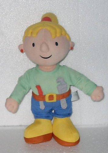 11' Wendy Talking Plush / Bob the Builder Item; Plush Stuffed Toy Doll