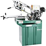 Grizzly Industrial G0613-7' x 8-1/4' 1 HP Swivel Metal-Cutting Bandsaw