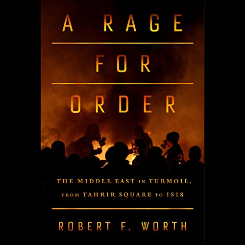 A Rage for Order cover art
