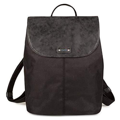 Zwei Damen Rucksack O13 noir