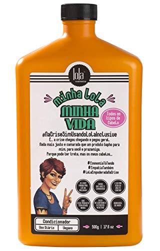 Lola Cosmetics, Condicionador Minha Lola, Minha Vida, 500 G