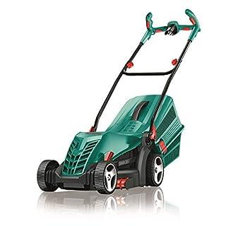 Bosch Lawn Mower ARM 37 (1400 Watt, 37cm Cutting Width, 5 Height Settings,10m Power Cable, 40 Litre Grassbox) (B07JVD67R3) | Amazon price tracker / tracking, Amazon price history charts, Amazon price watches, Amazon price drop alerts