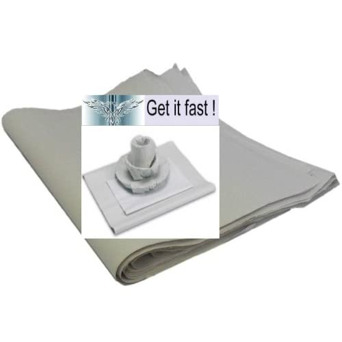 One pack / ream / 10kg 600 sheets white wrapping packing packaging paper 50 X 75cm, FREE express delivery