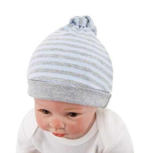 Aibccr Sombreros de bebé para recién Nacidos Gorros fetales de Madre y bebé Coreanos Sombreros al por Mayor Productos para bebés