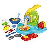 LUBINGT Pasta Maker Machine Kit Für Kinder DIY handgemachte küche teig kunststoffin spielset Werkzeug Kinder küche Simulation Farbe teig nudel Maker Maschine vorgeben Spielzeug geschenkset