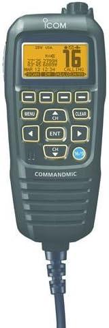 Command Mic IV for M424/506, Black