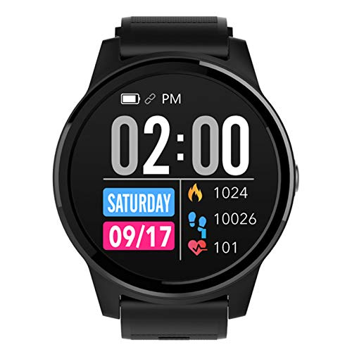 Reloj Inteligente Ritmo Cardíaco Reloj Deportivo Reloj Bluetooth Imagen IP67 Reloj Inteligente Impermeable Apache Smartwatch