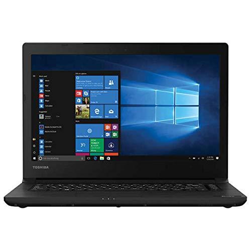 "2020 TOSHIBA Tecra C40-D 14 14.4"" Business Laptop Computer: Intel Core i5-7200U up to 3.1GHz/ 8GB DDR4 RAM/ 256GB SSD/ 802.11ac WiFi/ Bluetooth/ HDMI/ USB 3.0/ Windows 10 Professional"