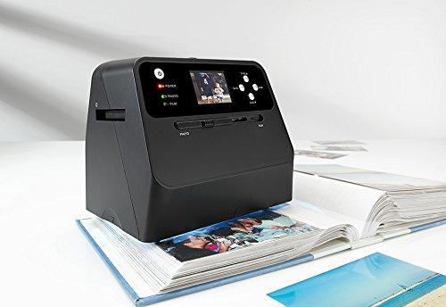 Sharper Image Rapid Photo Album Scanner