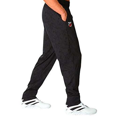 Otomix Men's Baggy Bodybuilding Workout Pants Shadow (XX-Large)