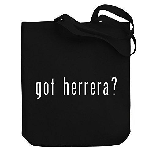 Teeburon Got Herrera? Bolsa de Lona