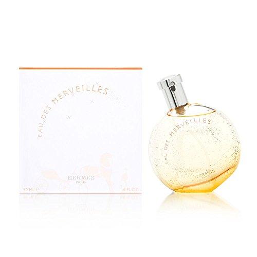 Eau Des Merveilles by Hermes for Women - 1.6 Ounce EDT Spray: Hermes