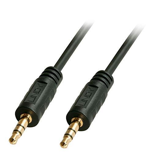 Lindy 35642 Cavo Audio Jack 3.5mm M/M, 2m