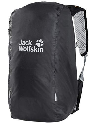 Jack Wolfskin Unisex– Erwachsene Regenhülle-8006231 Regenhülle, Phantom, One Size