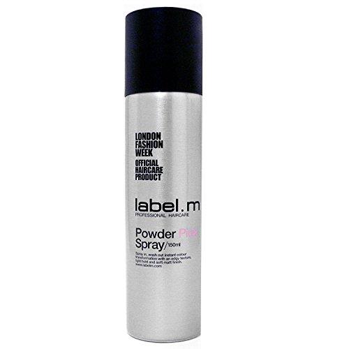 Label M Powder Spray pour Femme Pink 150 ml