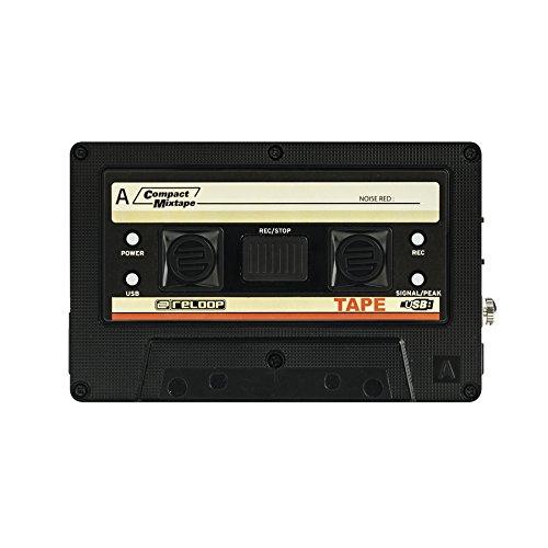 Reloop Tape Recorder Encoder zum digitalisieren von Schallplatten und für DJ