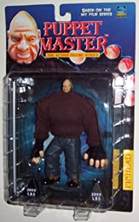 Puppet Master Pinhead in Brown Sweater Vintage 1998 Action Figure