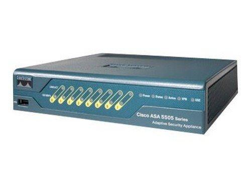 Cisco ASA5505-UL-BUN-K9 - CISCO ASA 5505 UNLIMITED USER - BUNDLE EN