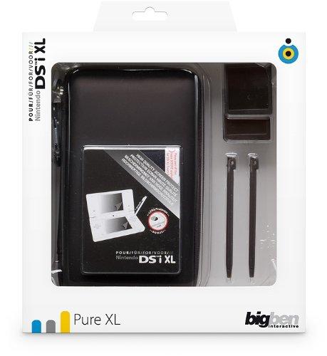"""Nintendo DSi XL - Zubehör-Pack \""""Pure XL\"""" Chocolate"""