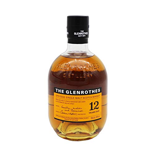 whisky marca The Glenrothes
