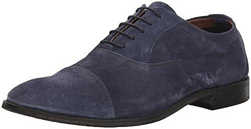Bacco Bucci Men& 039;s Nardi Oxford, Blau Multi, 8 D US