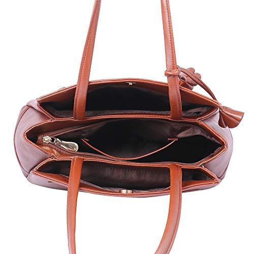 Speed X Fashion Women's Handbag (Tan)