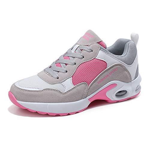 Padgene - Zapatillas de Running para Mujer, Estilo Casual, Zapatos Deportivos para...