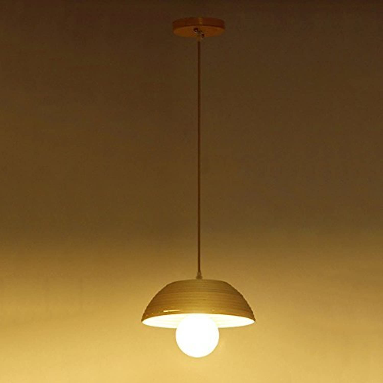 Rattan Kronleuchtern, Hand - stricken Lichter Südostasien Restaurant Teestube Kronleuchter Beleuchtung (Gre  12 cm)