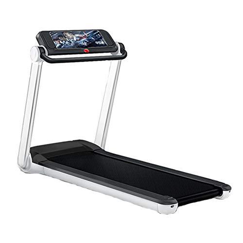 CWYPC Laufband Elektrisch, Treadmill Heimtrainer Walking Laufband Für Zuhause, Geschwindigkeit 1-8 km/h, LCD Display, Bis 130 Kg, Für GEH Und Lauftraining, Fitness Zuhause