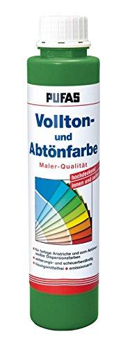 PUFAS Vollton- und Abtönfarben maigrün 0,75 Liter