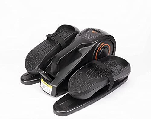 Pedalier eléctrico, Mini Elíptica, pedaleador elíptico portátil, pantalla Led, mando a distancia Pedalera elíptica portátil para realizar gimnasia pasiva o activa. 🔥