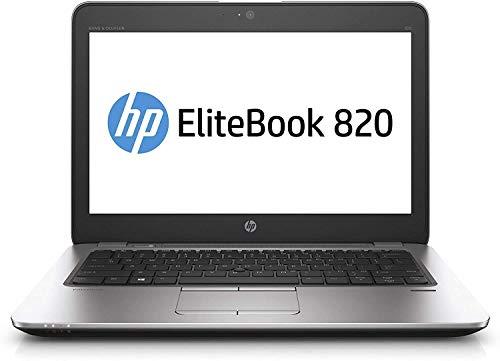 HP ELITEBOOK 820 G1 12' INTEL CORE i5-4200 8 GB RAM - 128 GB SSD WIN 10 PRO (Renewed)