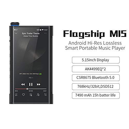 FiiO M15 Portable High Resolution Digital Audio Player